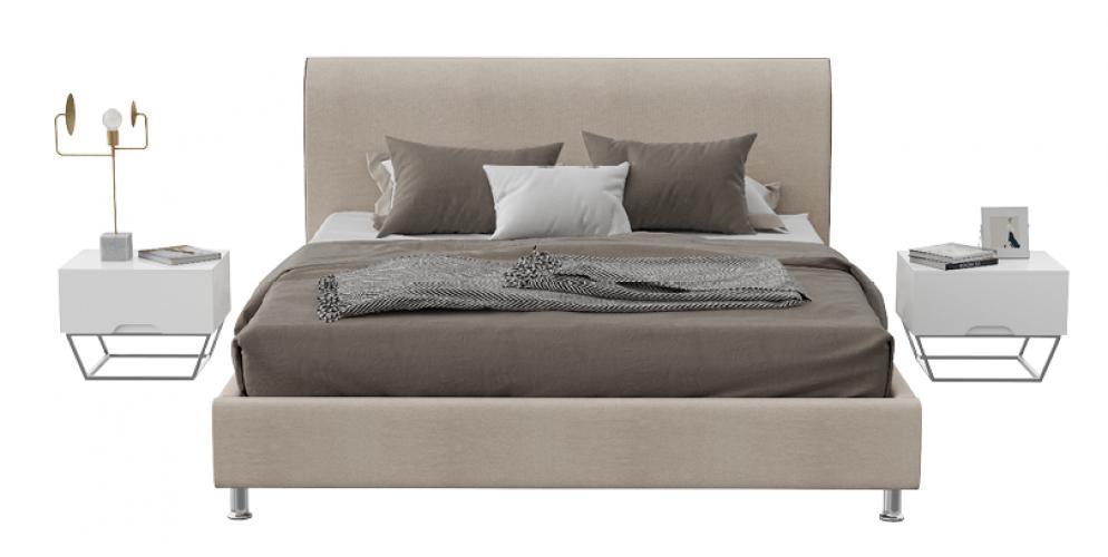 מיטה זוגית Farigi