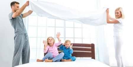בחירת מזרונים לילדים