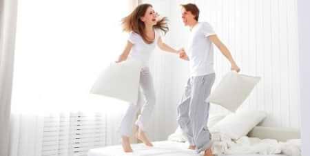 עיצוב חווית השינה